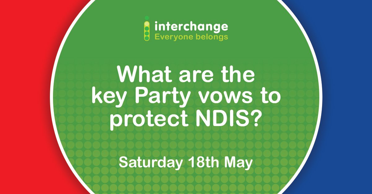 NDIS Federal Election